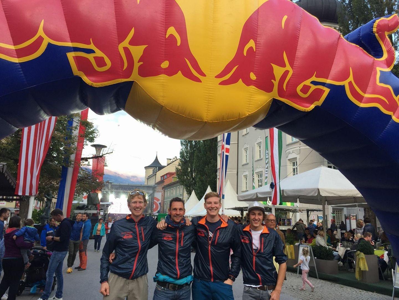 Dolomitenmann-Team AUTOMAIR erreicht bei der Premiere Platz 75